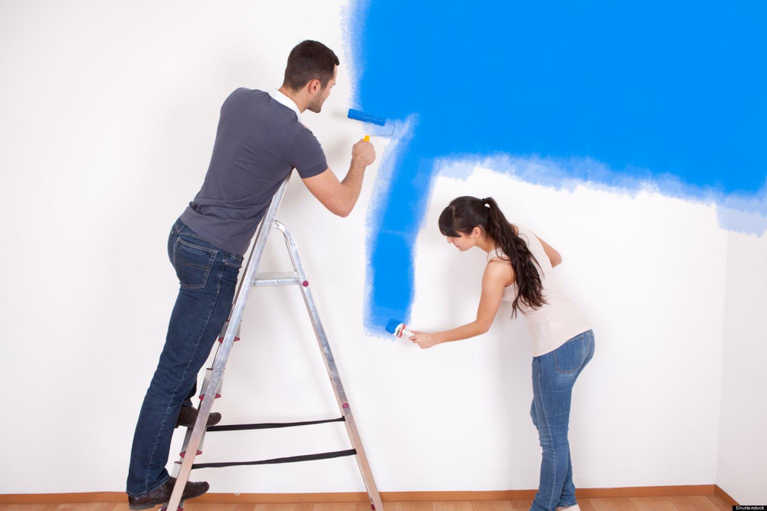 Các hạng mục dịch vụ sơn nhà Hà Nội cần biết