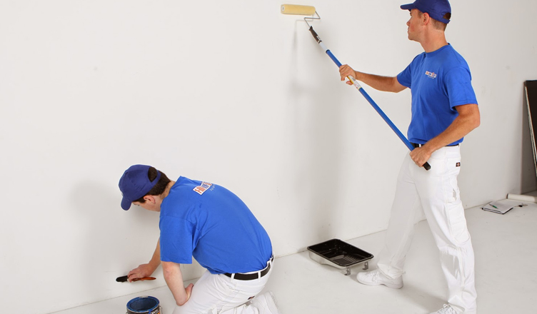 Sử dụng dịch vụ sơn nhà tại Sửa nhà Hà Nội là quyết định sáng suốt của mỗi gia đình