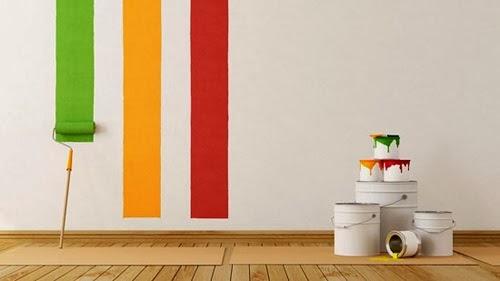 Cách sơn nhà giá rẻ đúng cách