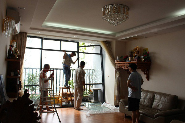 Lưu ý về thủ tục cải tạo nhà chung cư